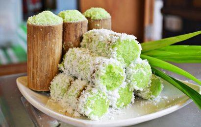 Kue Putu Si Kue Hijau Mungil yang Hampir Terlupakan