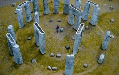 Stonehenge Merapi, Tak Perlu ke Inggris Jika ingin melihat Stonehenge