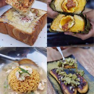Hadirkan Nuansa Yogya dalam Roti Bakar