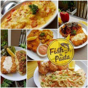 Fish And Pasta Jogja, Hadirkan Pastanya Indonesia