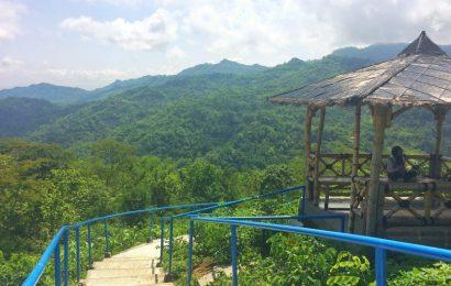 Bukit Utara di Gunungkidul Berpotensi Jadi Objek Wisata