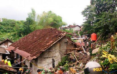 Kerugian Badai Cempaka di Jogja Diperkirakan Melebihi Rp10 Miliar