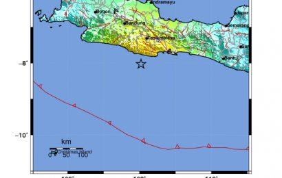 BREAKING NEWS: Gempa 7,3 SR Guncang Yogya, BMKG Keluarkan Peringatan Dini Tsunami