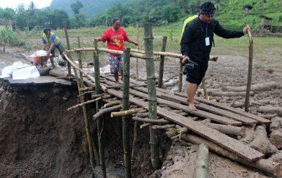 Dorong Pemulihan Kedungmiri, Jembatan Darurat Segera Dipasang