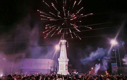 Kawasan Malioboro Akan Ditutup untuk Kendaraan Bermotor saat Malam Tahun Baru