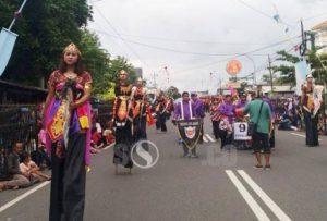 Dhaksinarga Carnival Tampilkan 2.500 Seniman