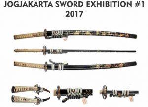 Jogja Sword Exhibition 2017 Gelar Deklarasi Forum Pedang Indonesia