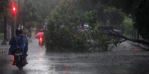 Hingga 3 Februari 2018, Hujan Lebat Disertai Angin Kencang Masih Berpotensi Terjadi