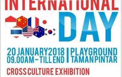 6 Negara Meriahkan Taman Pintar International Day
