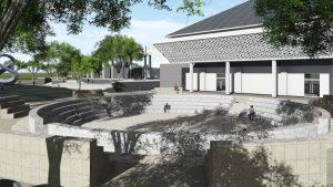 Begini Mewahnya Rancangan Taman Budaya Senilai Rp35 Miliar di Kulonprogo