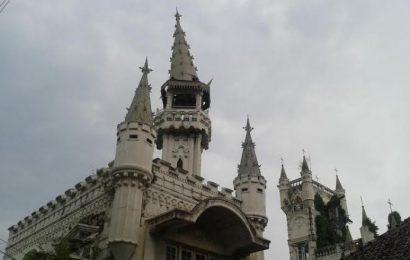 Bangunan Mirip Gereja di Sayidan Ini Masih Jadi Magnet Wisata