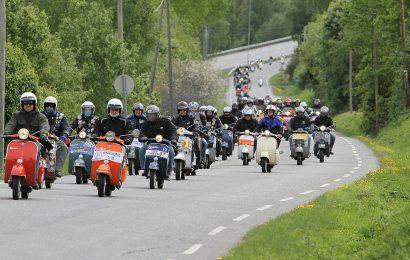 Komunitas Sepeda Motor Bantul Deklarasikan Antiklithih