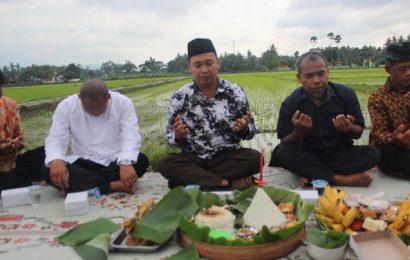 Mulai Masa Tanam, Petani Bulak Bantulan Gelar Ritual Sumpetan