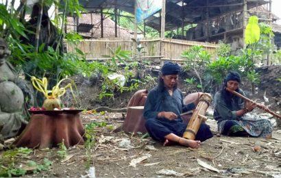 Kondisi Sungai Memprihatinkan, Sunda Wiwitan Gelar Ritual