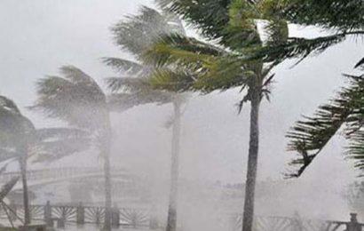 Hujan Angin Merata di Seluruh Kabupaten