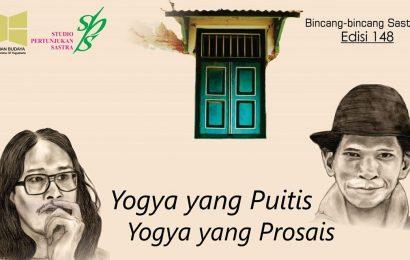 Bincang Sastra Bersama Sastrawan Yogyakarta