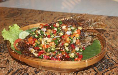 Gurame Dabu-dabu Jambon Resto Rasanya Spesial