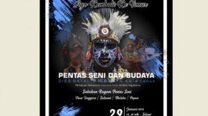 PERMATA Gelar Pentas Seni dan Budaya 'Ayo Kembali ke Timur' di Taman Budaya Yogyakarta