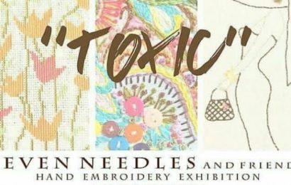 Seven Needles Gelar Eksibisi Karya Sulam Tangan