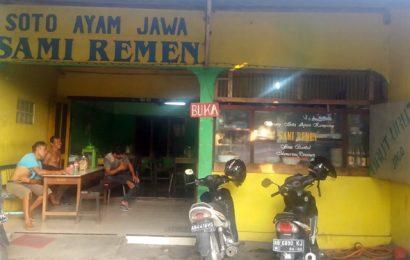 Soto 'Sami Remen', Rahasia Sedapnya Ada di Ayam Jago