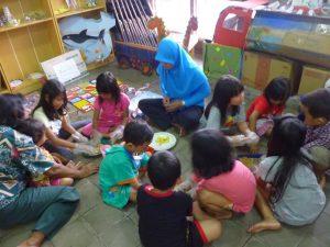 Open House ECCD-RC Berbagi Informasi Edukasi Anak