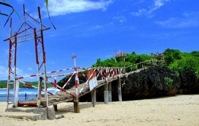 Di Sejumlah Pantai Gunungkidul Ini Tak Ada Sinyal Seluler