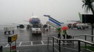 Cuaca Buruk, Runway Bandara Adisutjipto Ditutup 15 Menit