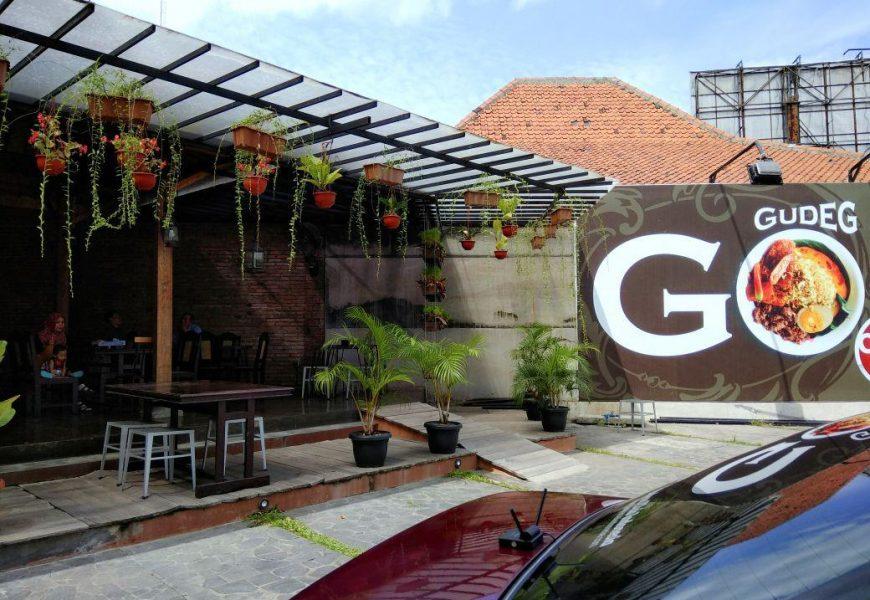 Gudeg Go, Tempat yang Pas untuk Makan Gudeg saat Buru-buru ke Bandara